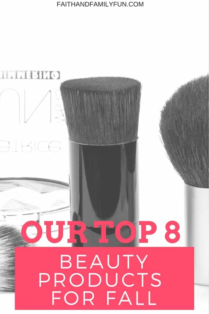 Our Top 8 Beauty Products for the Fall