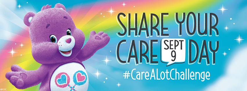 Share Your Care With Care Bears