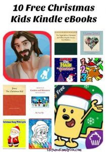 10 Free Christmas Kids Kindle ebooks