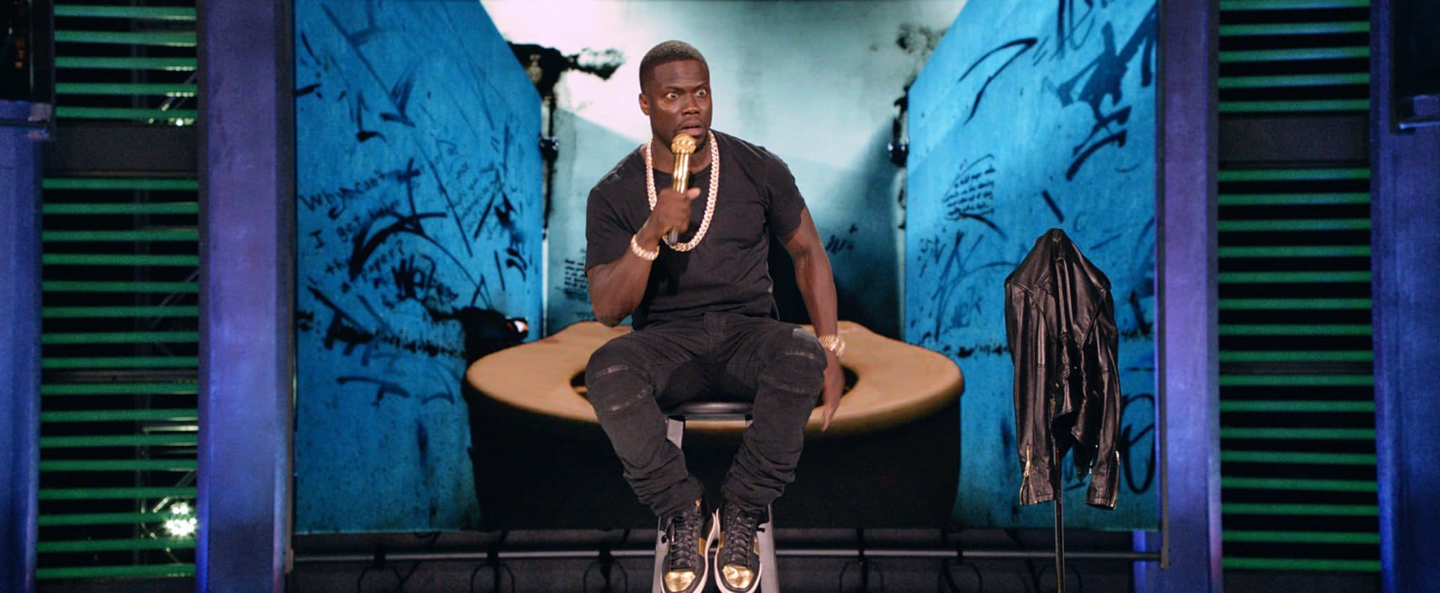 First Look: Kevin Hart's What Now?