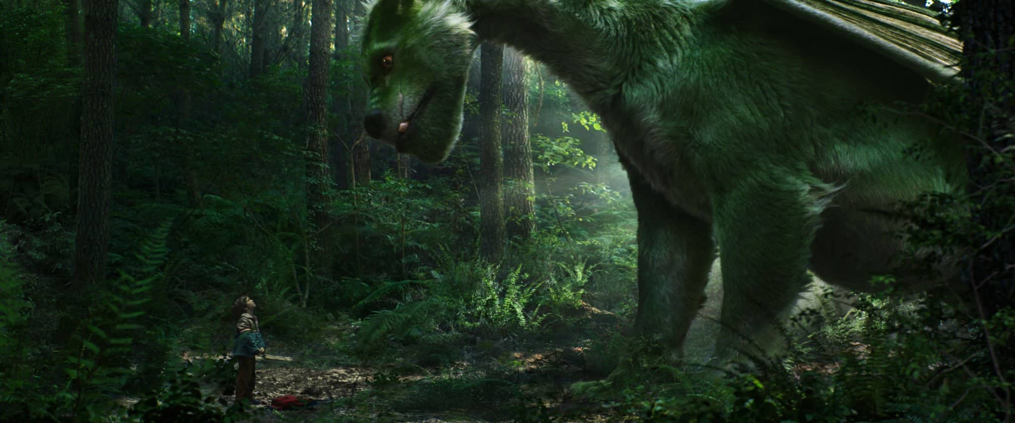 Pete's Dragon The Next Disney Classic