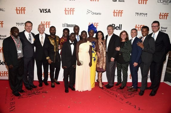 Queen of Katwe World Premiere in Toronto