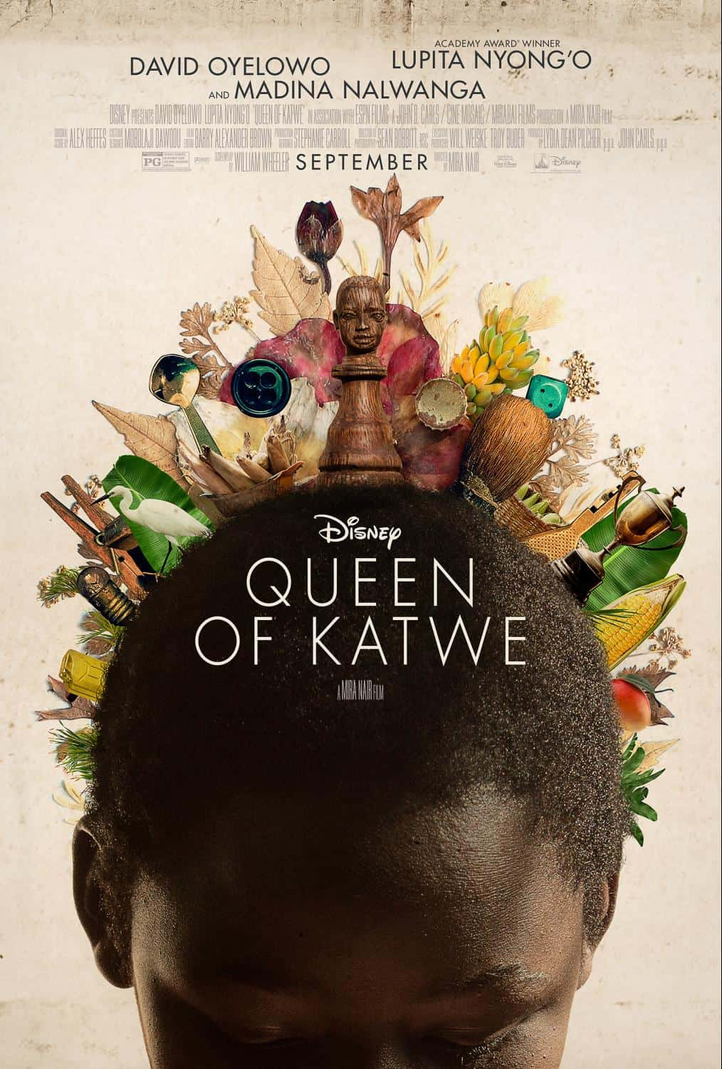 Queen of Katwe in Theatres Now