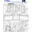 Free Coloring Page For Sing!