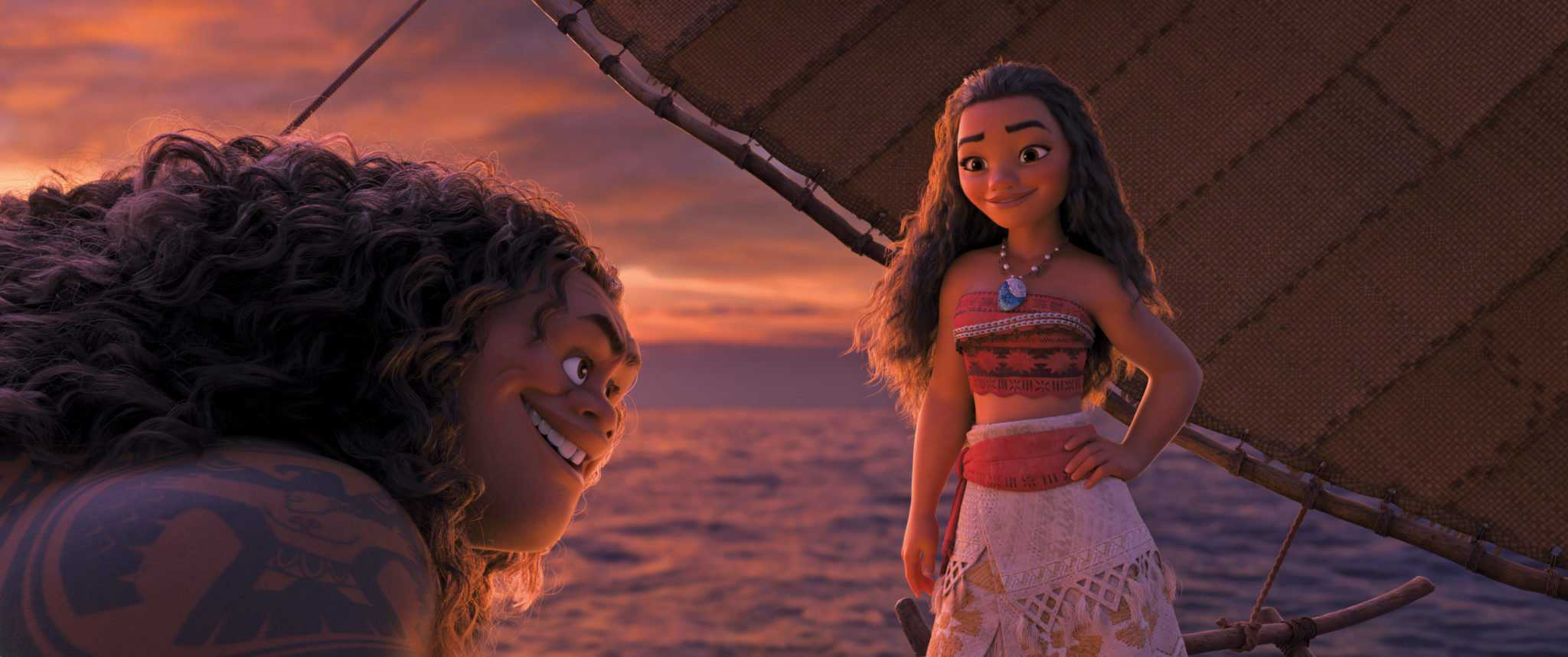 Moana Review – The Ocean Is Calling