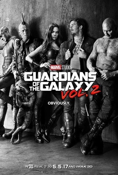 Just Released : Guardians of The Galaxy Vol. 2 Official Teaser Trailer