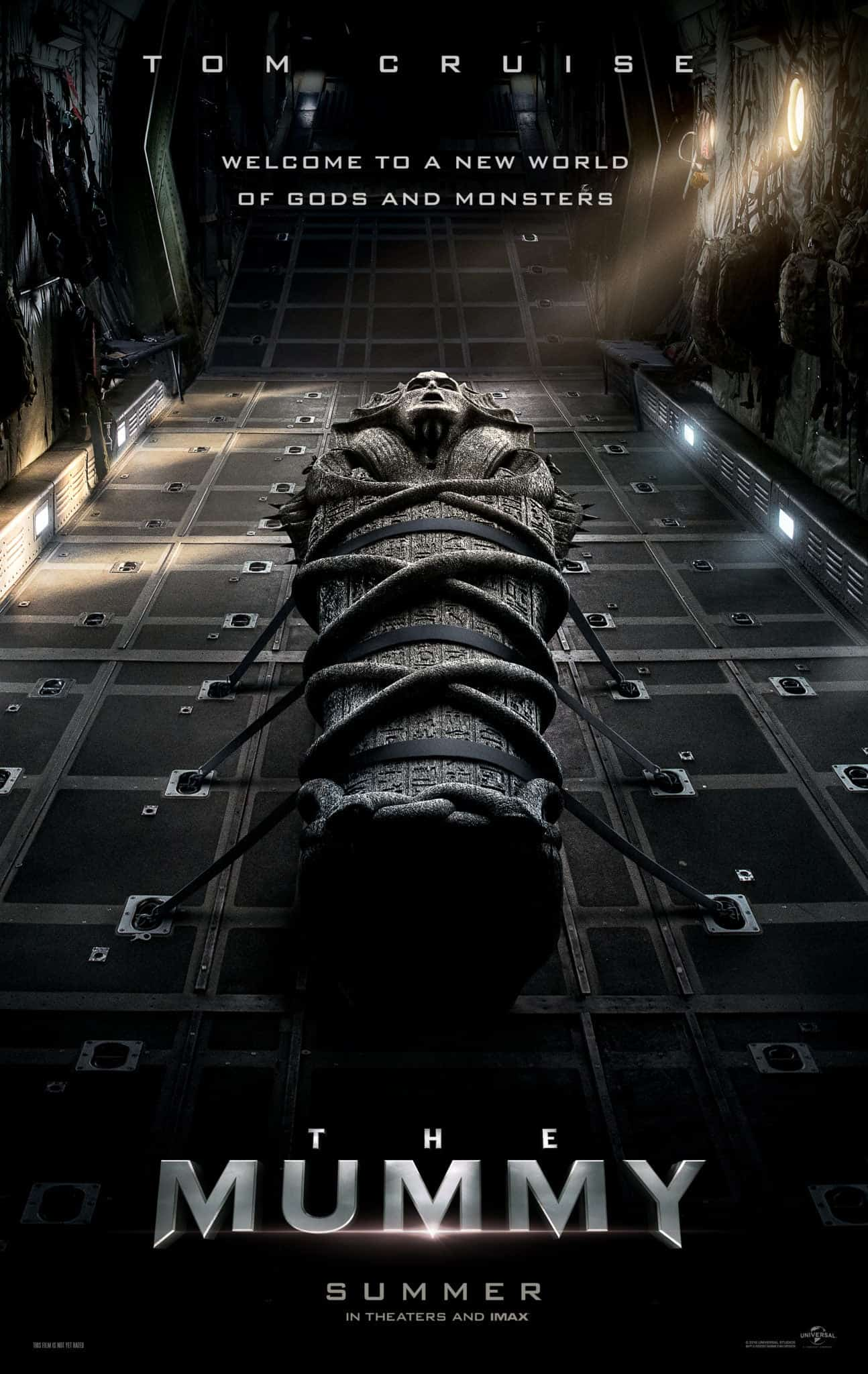 The Mummy Teaser Trailer