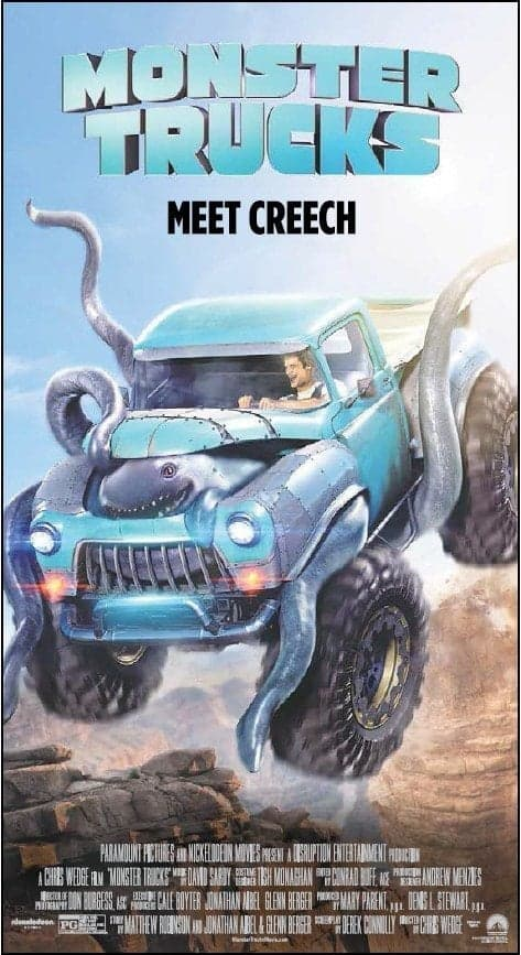 Monster Trucks Movie Preview