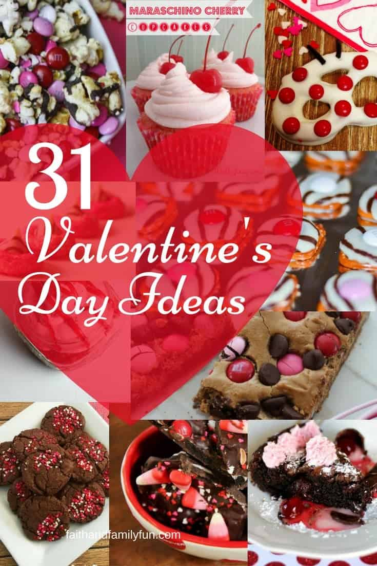 31 Valentines Day Ideas