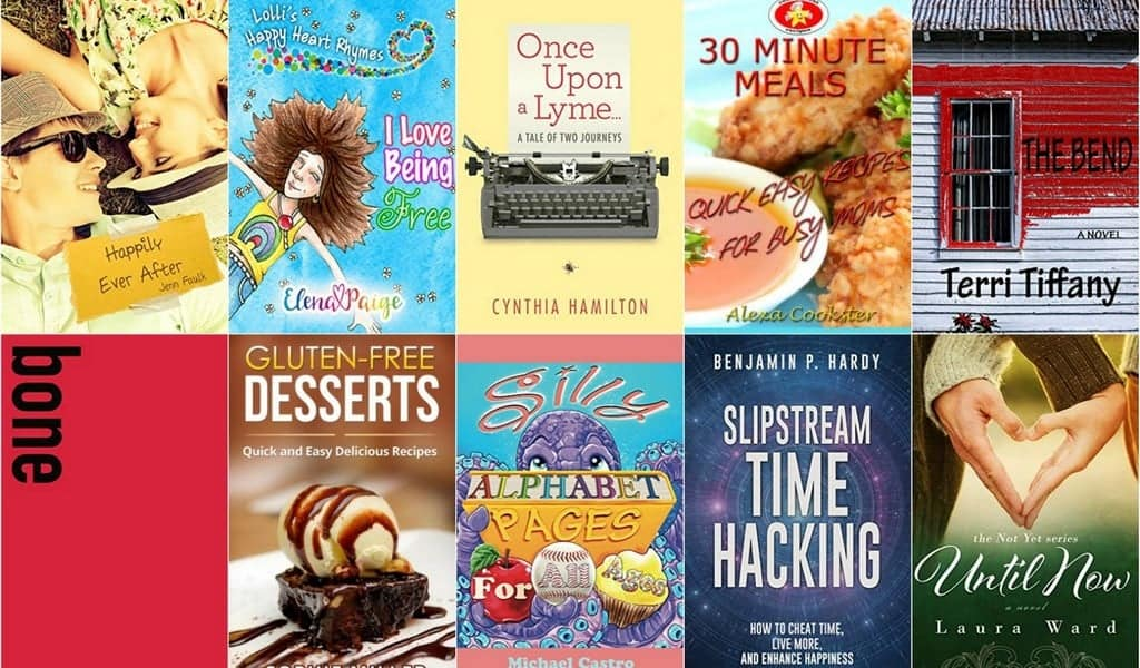10 Free Kindle Books (4-20-17)