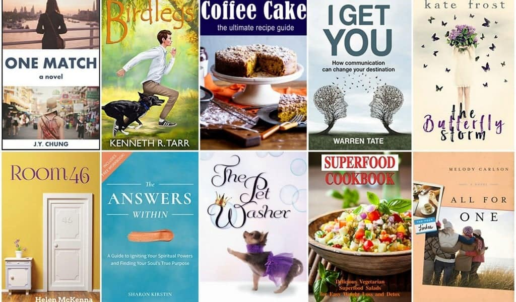 10 Free Kindle Books (4-25-17)