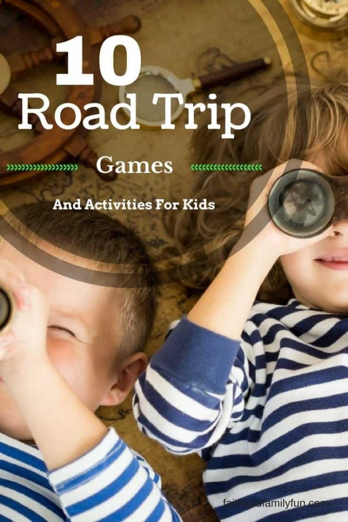 10 Road Trip Games And Activities For Kids Faith And Family Fun Faithandfamilyfun.com