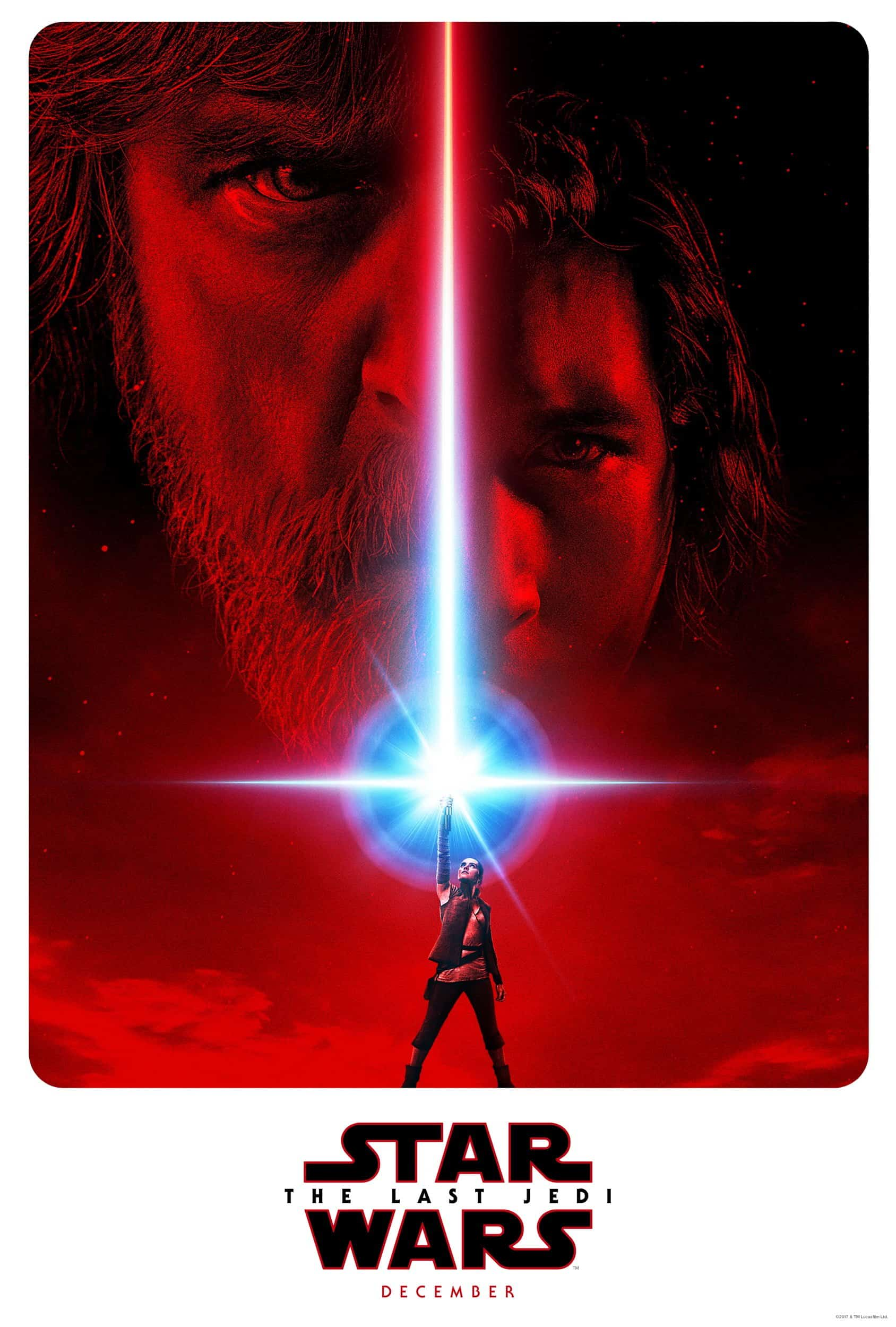 Star Wars The Last Jedi Teaser Poster Faithandfamilyfun.com