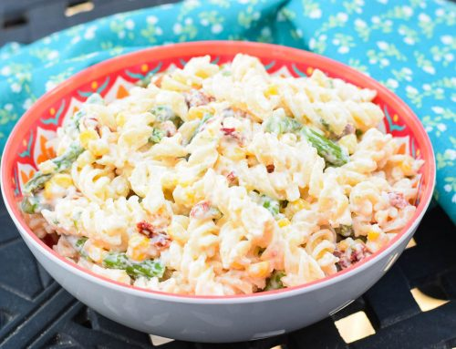 Parmesan Pasta Salad Recipe