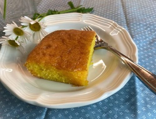 Best Lemon Cake Ever Recipe